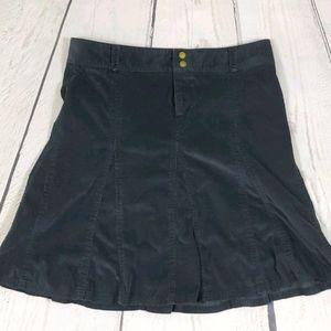 Athleta Size 10 Corduroy Skirt